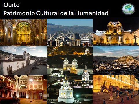Quito Patrimonio Cultural De La Humanidad Planeta Tour